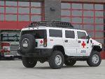 HUMMER H2 American Red Cross Emergency Response Vehicle