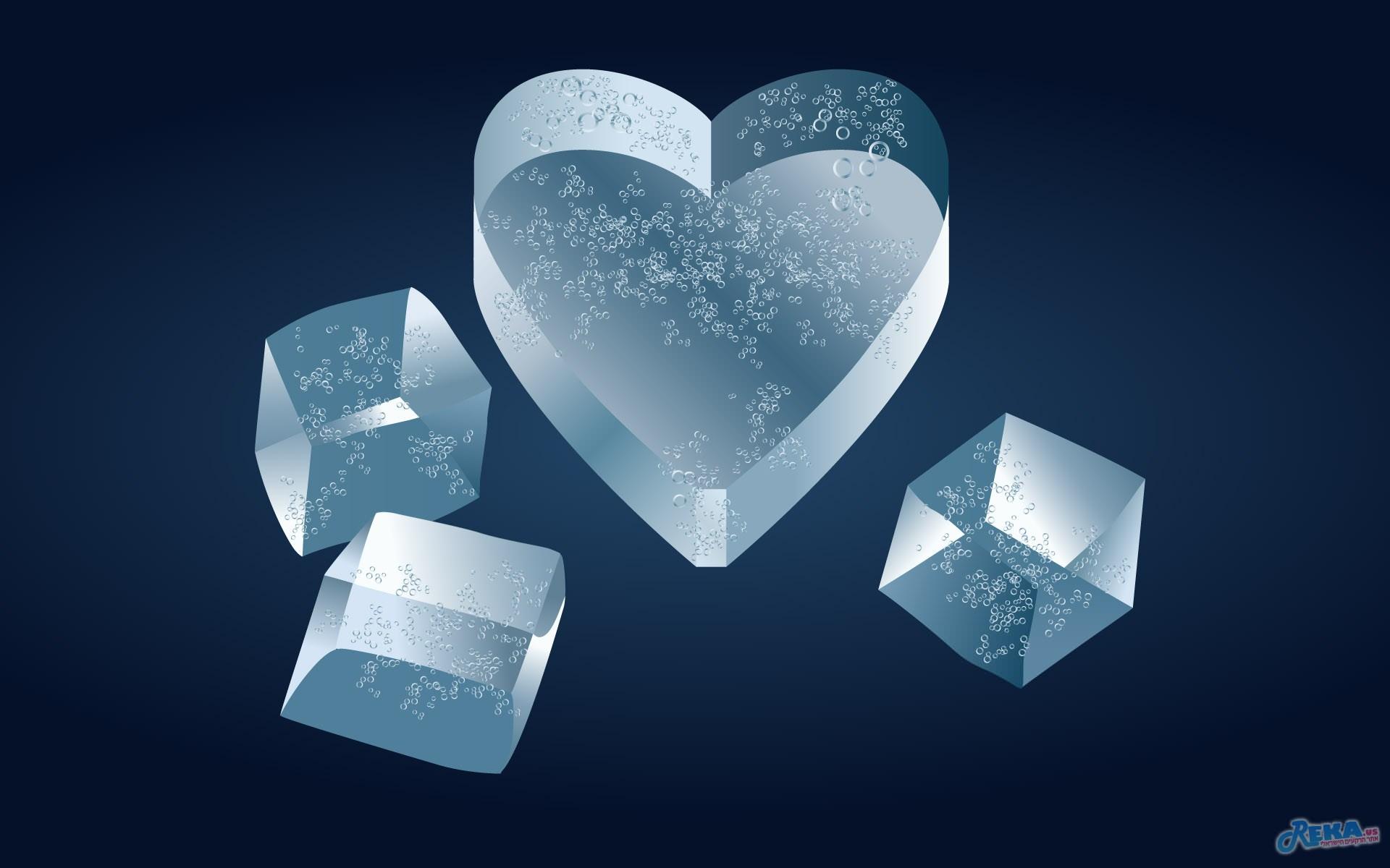Два ледяных сердца  № 3490376  скачать