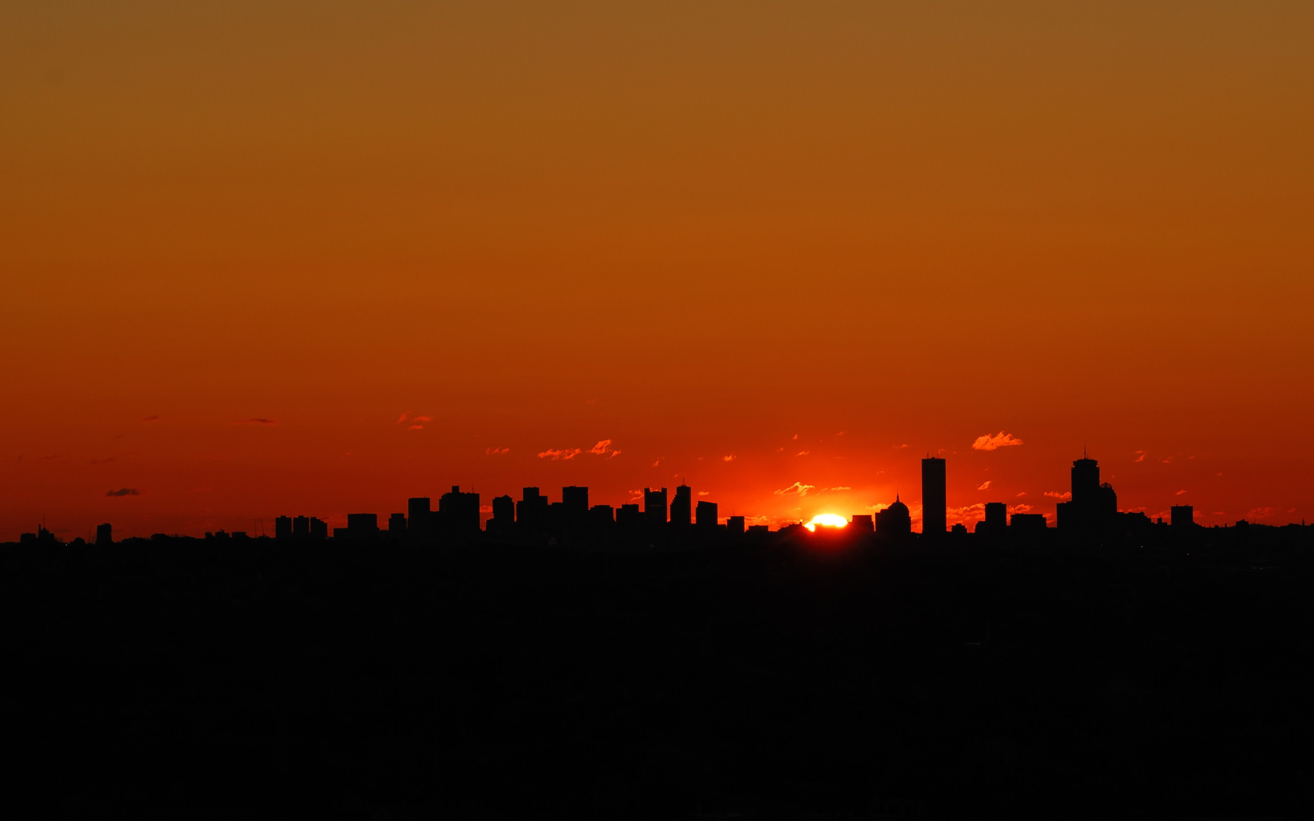 город небо рассвет без смс