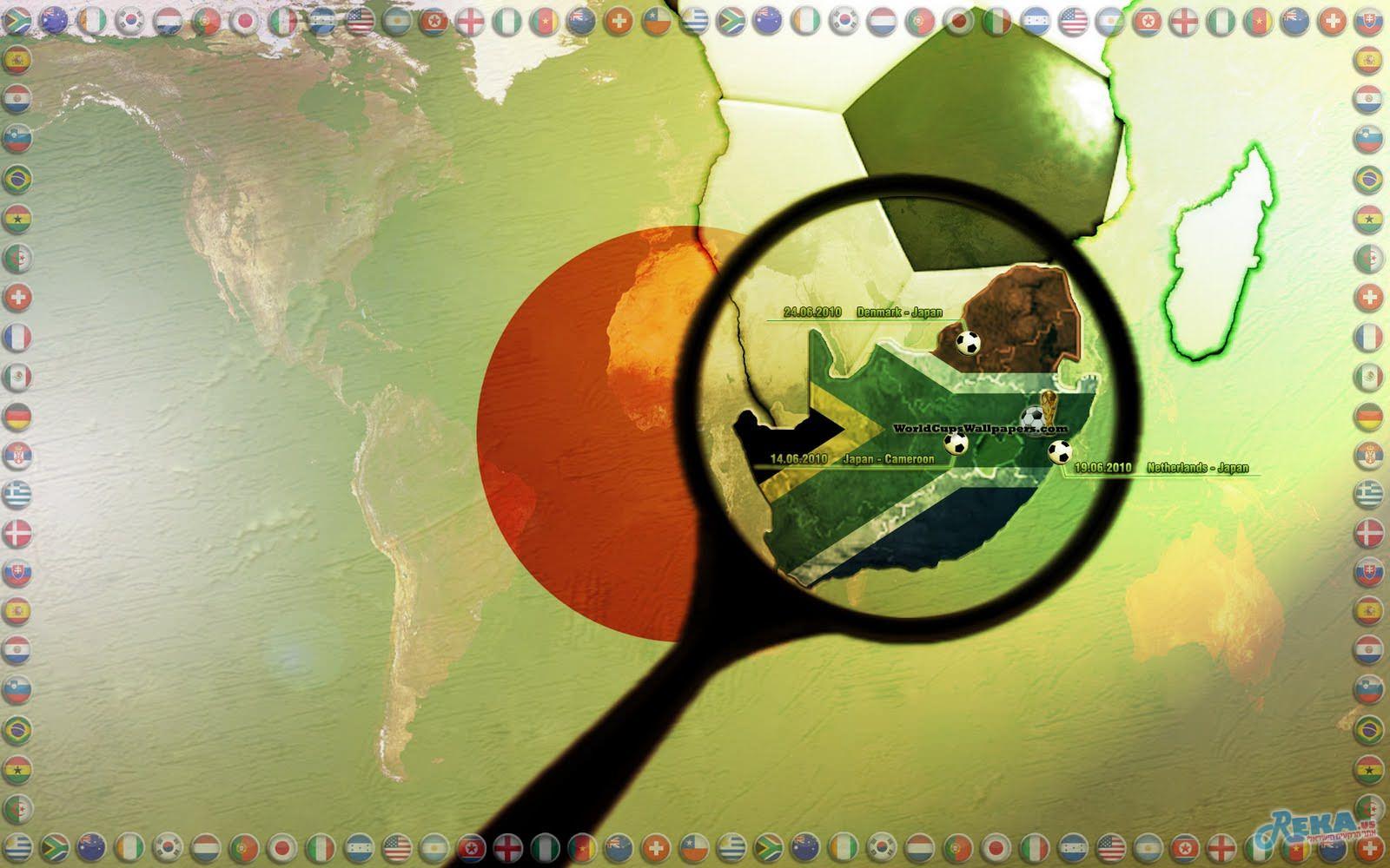 Japan-World-Cup-2010-Widescreen-Wallpaper