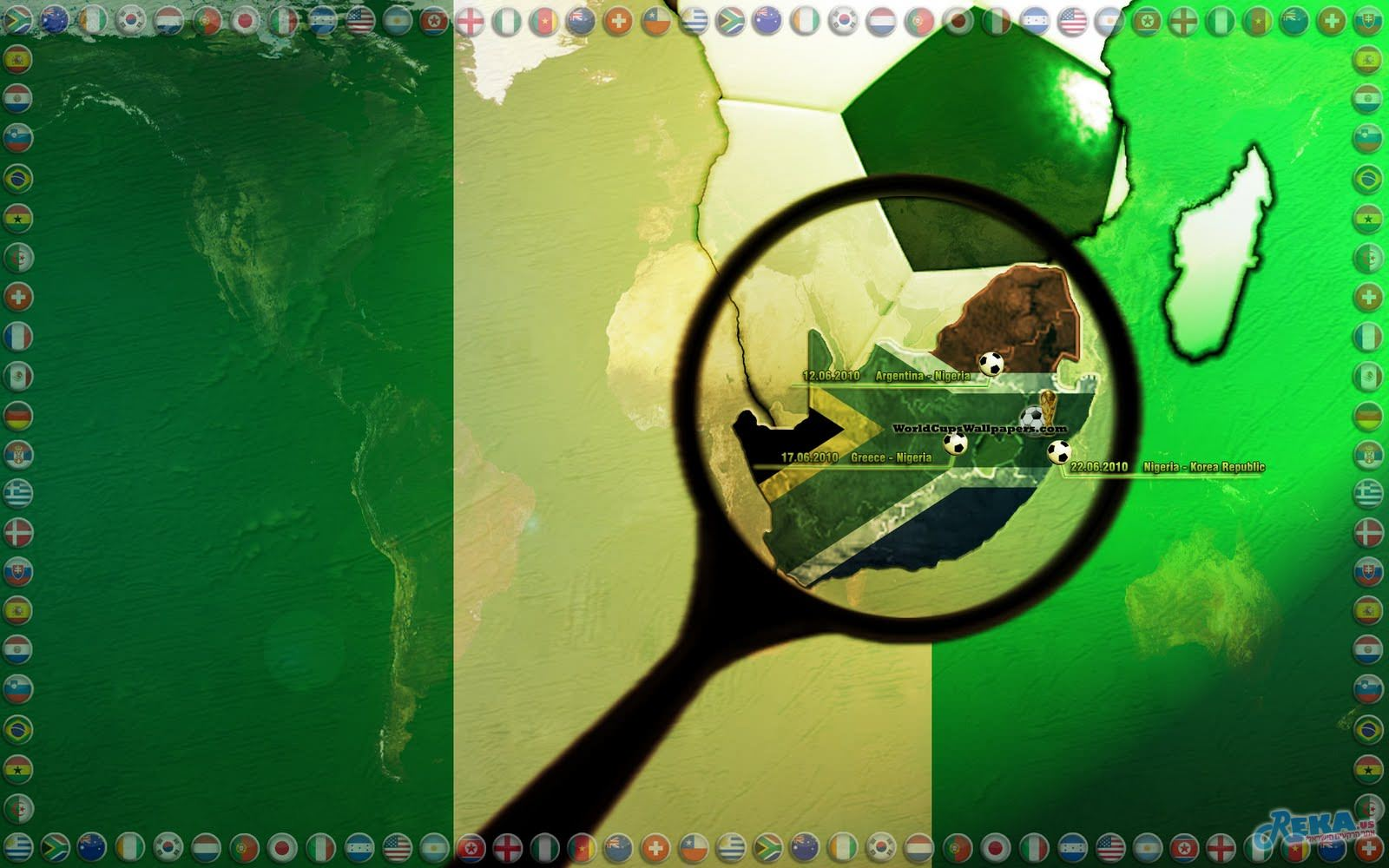 Nigeria-World-Cup-2010-Widescreen-Wallpaper