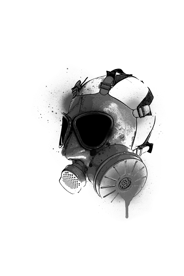 Gasmask_by_3rror404_iPhone4